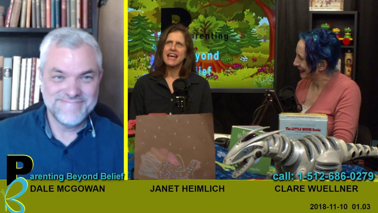 Parenting Beyond Belief 01 03 With Clare Wuellner Dale border=