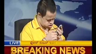Puttur Suresh nayak in kasturi tv part 1