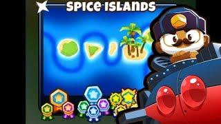 BTD6 - Spice Islands CHIMPS