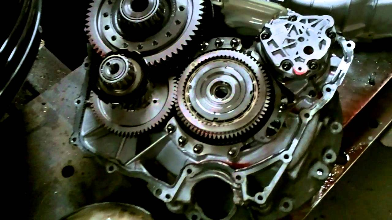 2008 Ford Edge Transmission >> 2010 ford egde 6 speed transmission filter change nice ha - YouTube