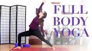 Post Workout Yoga - Full Body Deep Stretches