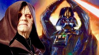 How Vader Proved to Sidious He Was Truly Ready to be Trained as a Sith