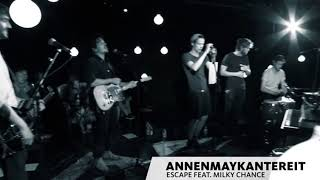 AnnenMayKantereit feat. Milky Chance Escape (The pina colada song) [Ruppert Holmes Cover] 1live