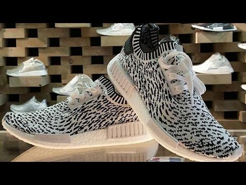 Nmd R1 Zebra On Feet Feet Feet Best Zebra 2018 8a871b