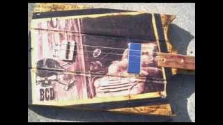 SWAMP WITCH GUITAR FOR BLUE COLLAR DEVIL