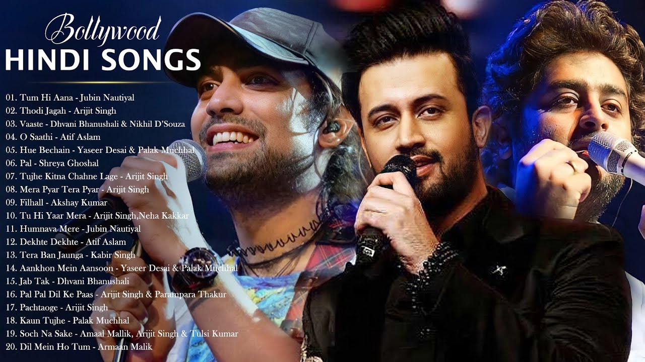 Download Bollywood Hits Songs November - Arijit Singh, Neha Kakkar, Atif Aslam, Armaan Malik, Shreya Ghoshal