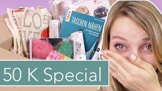 DANKE! 50 K Abo Special 🙌😍🙌 | MEGA VERLOSUNG!!!!