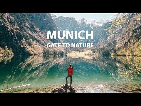 MUNICH | Gate to Nature (Cinematic Video)