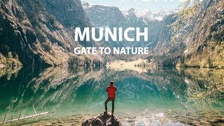 Munich, Germany - Gate to Nature