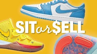 2019 Sneaker Releases SIT or SELL AUGUST (Part 1)