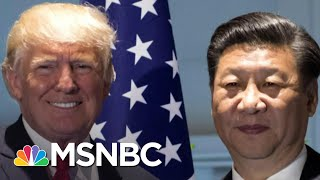 What Election Results Mean For US-China Relations, Trade Policies | Ayman Mohyeldin | MSNBC