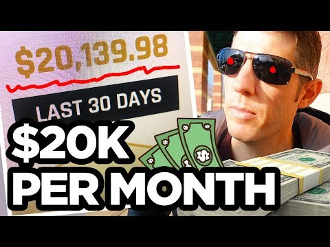 How I Make $20,000 a Month With Affiliate Marketing