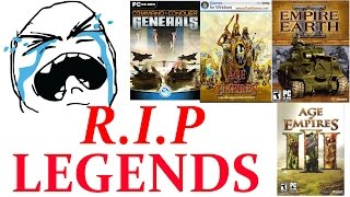What Happened To Real Time Strategy Games? (Rant)
