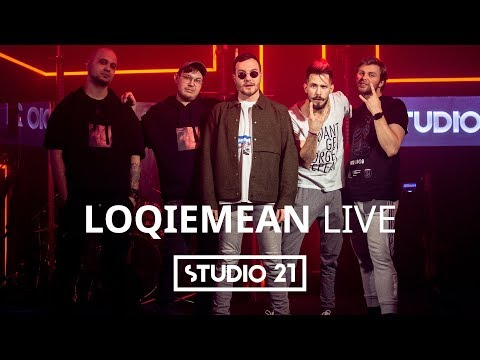 LOQIEMEAN | LIVE @ STUDIO 21