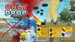 Desafío de armas del drop solamente | PUBG MOBILE