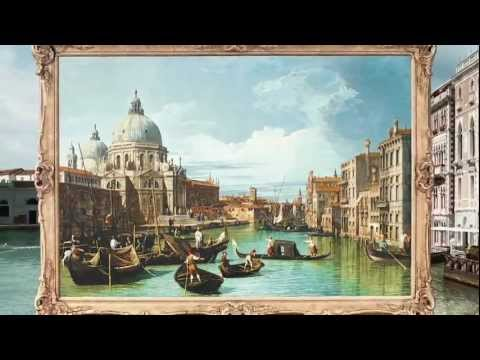 Venice's Canale Grande Now and Then - Combining Two Images