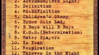 Mos Def -1998 -Mos Def & Talib Kweli - Intro