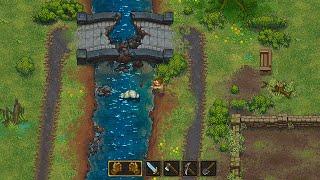 Обзор Игры Graveyard Keeper!