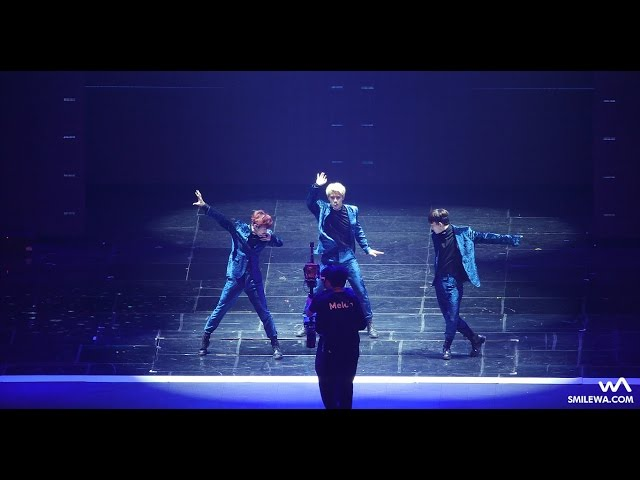 [4K] 161119 EXO (엑소) 으르렁 + 중독 + Call Me Baby 직캠 @2016 멜론 뮤직 어워드 (MMA) Fancam by -wA-