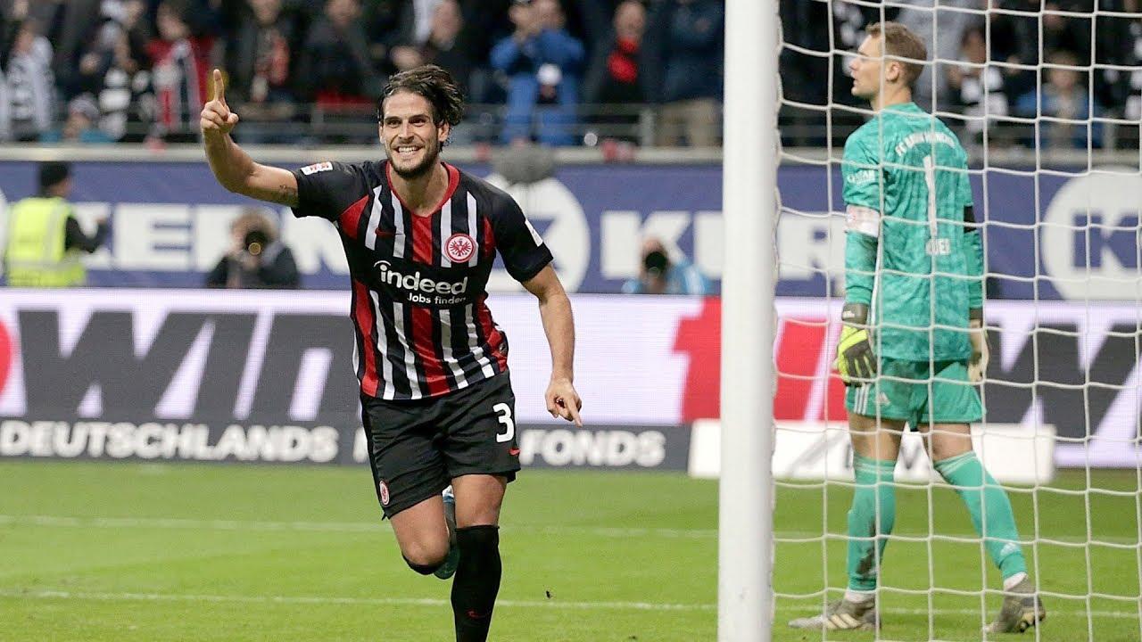 Eintracht Frankfurt Bayern Munchen 5 1 Ich Glaube An Nichts Mehr