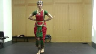 Indian Dance: Bharatanatyam and Odissi (Part 1 of 2)