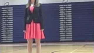 Sophomore Speech 2013: Karen Weinstock