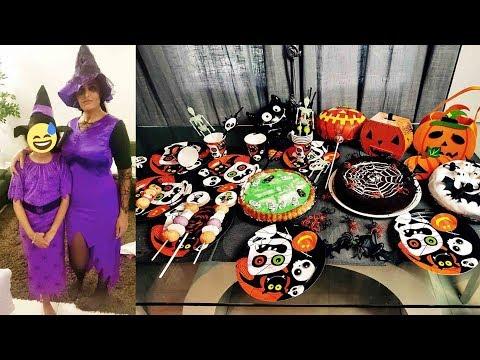gâteaux-pour-halloween-et-idées-de-décoration
