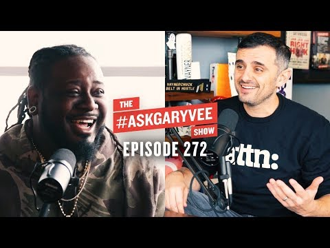 T-PAIN'S COMEBACK ALBUM OBLiViON, CHANGING HIP-HOP CULTURE & DEALING WITH REJECTION |#ASKGARYVEE 272