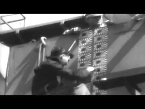 Deck Scenes of USS Bennington (CV-20) Off Okinawa, 1945 (full)