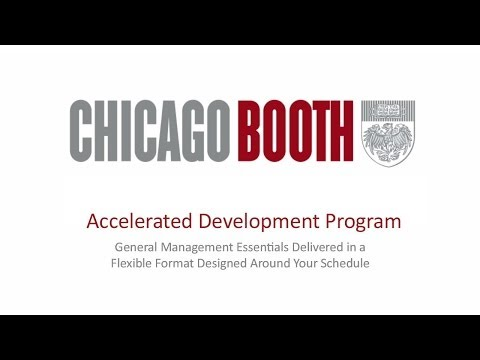 The Accelerated Development Program - Singapore