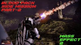 Blood Pack Mission Part 2 (Mass Effect 2 Gameplay)