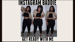 instagram baddie   plus size edition   collab with daquana white