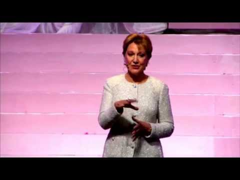 Mary Christensen - You cannot fail if you do not quit until you succeed