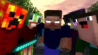 WORST BED WARS Minecraft Animation EVER