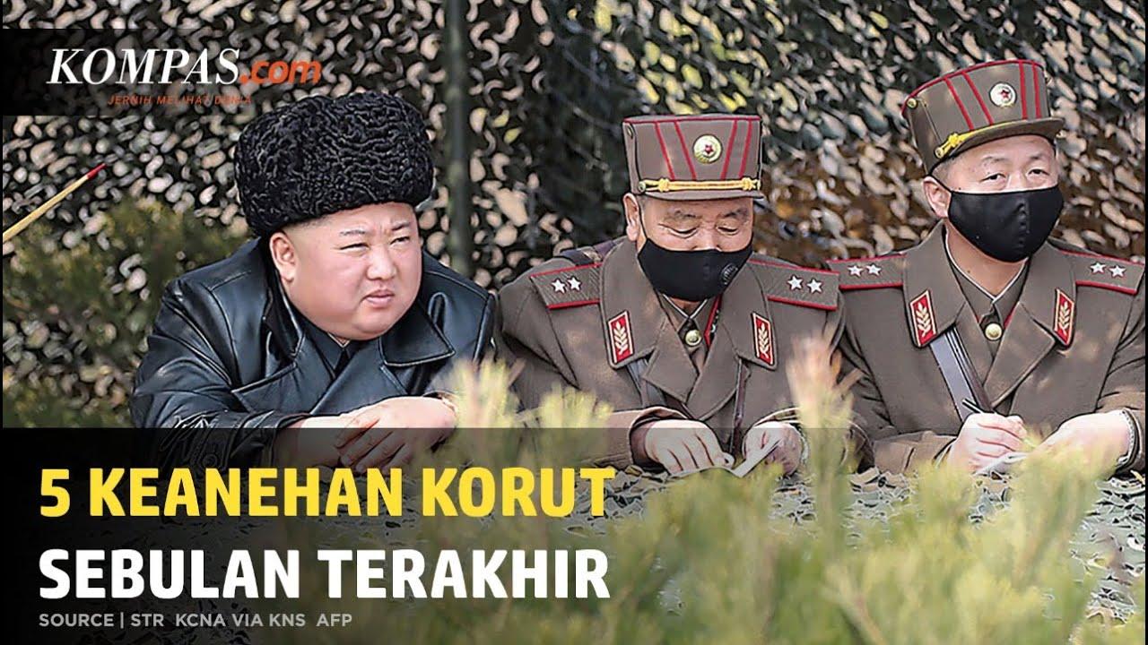 5 Keanehan Di Korea Utara Dalam Sebulan Terakhir Youtube