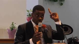 Lionel Mesadieu @ Emmanuel Seventh-Day Adventist Church Coral Springs