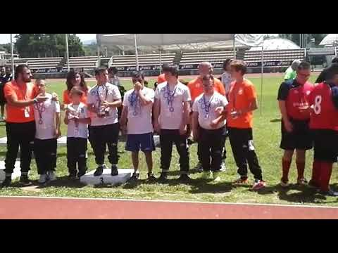 on sale 7a73b 22a1e Premiazioni calcio fisdir a Firenze calcio a 5 special Team Padova sport 21  Padova campioni d'Italia
