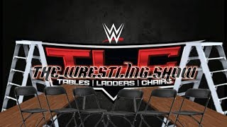 [ Live ] : The Wrestling Show : WWE TLC 2018 : Pronostics : Qui touchera les sommets ?