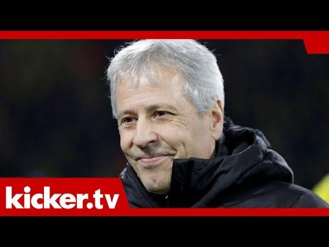 "Favre zu Haaland: ""Müssen immer interessiert sein an jungen Spielern"" | kicker.tv"