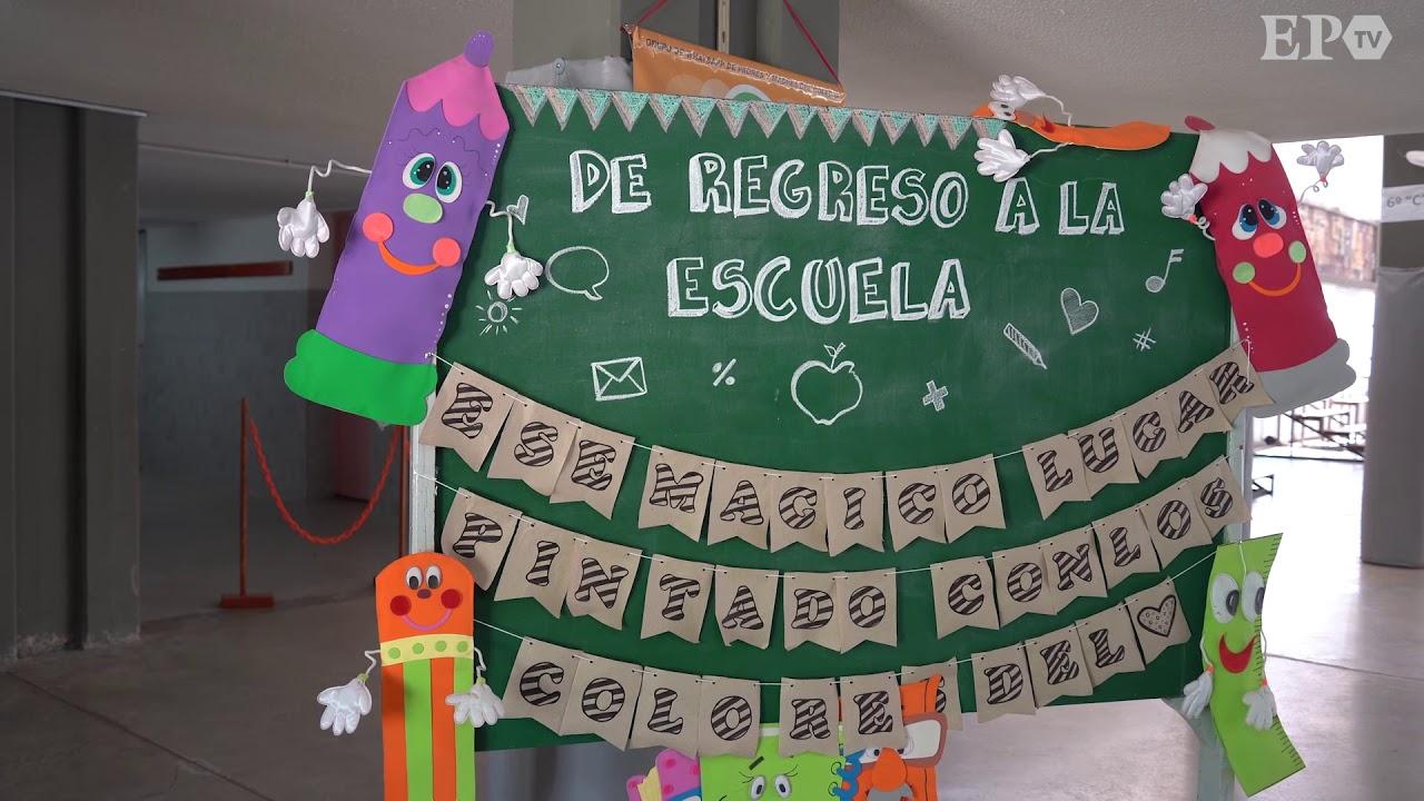 Intensificación de aprendizajes - Escuela José Bernardo Iturraspe