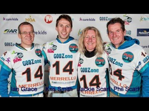 Team Endurancelife GODZone 2016
