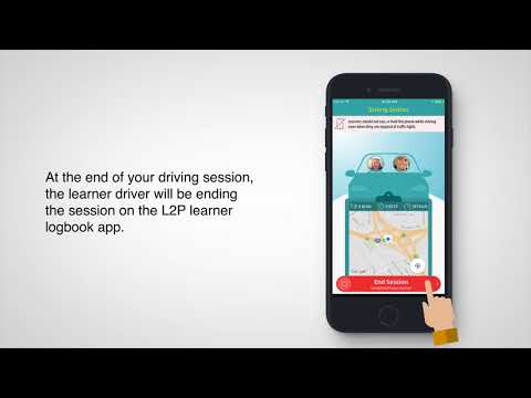 L2P Learner Logbook App Supervisor onboarding video