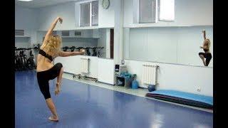 урок восточного танца, разминка, пластика и гибкое тело,секс фитнес - Анна Корбан