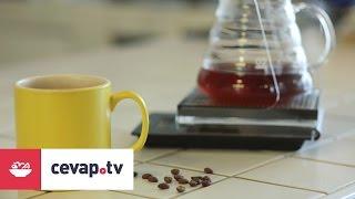 V60 ile kahve nasıl demlenir?