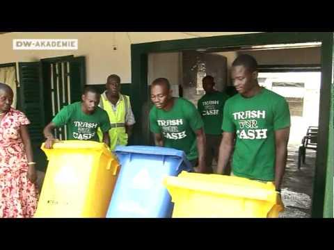 African Stories I - Trash 4 Cash