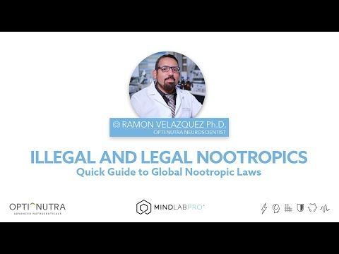 Illegal and Legal Nootropics - Quick Guide on Global Nootropic Laws
