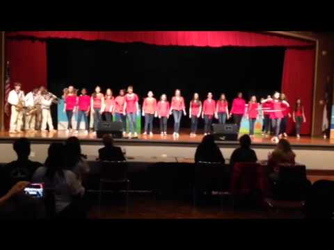 Sampson Middle School Talent Showcase