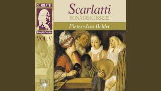 Sonata in A Major, Kk. 211 (antino)