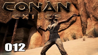CONAN EXILES [012] [Kampftraining & Trockenübung] [Multiplayer] [Deutsch German] thumbnail