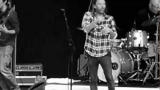 RADIOHEAD - All I Need (live @ Glastonbury 2011) B/N version